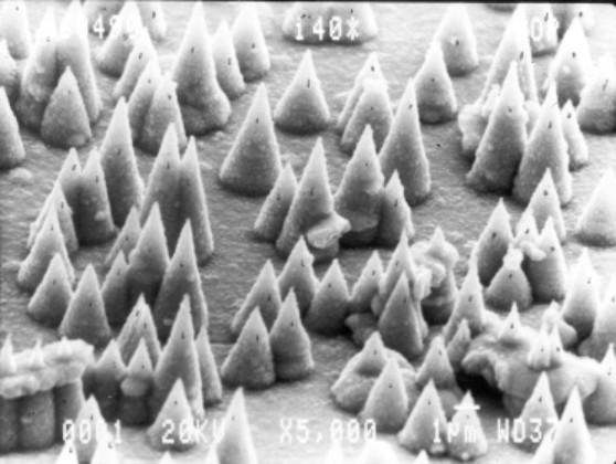 Metallic Needles